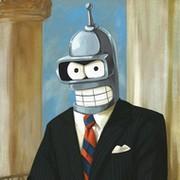 Bender Rodriquez on My World.