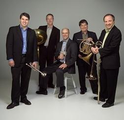 The Philadelphia Brass Ensemble